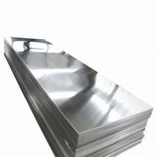 Aluminum alloy panels