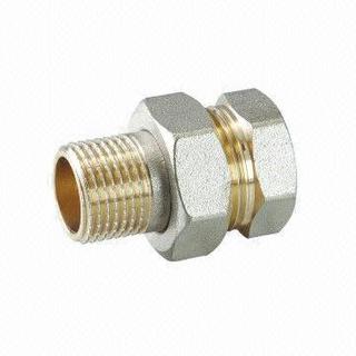 Brass Union Barrel