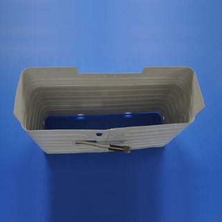 Roll bond evaporator