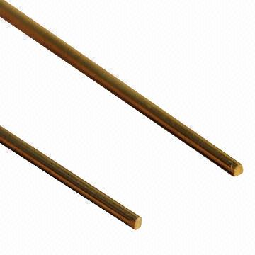Silicone brazing rods
