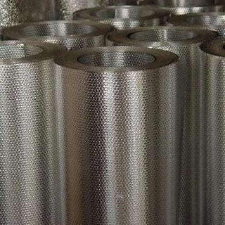 Aluminum Stucco Embossed Coil